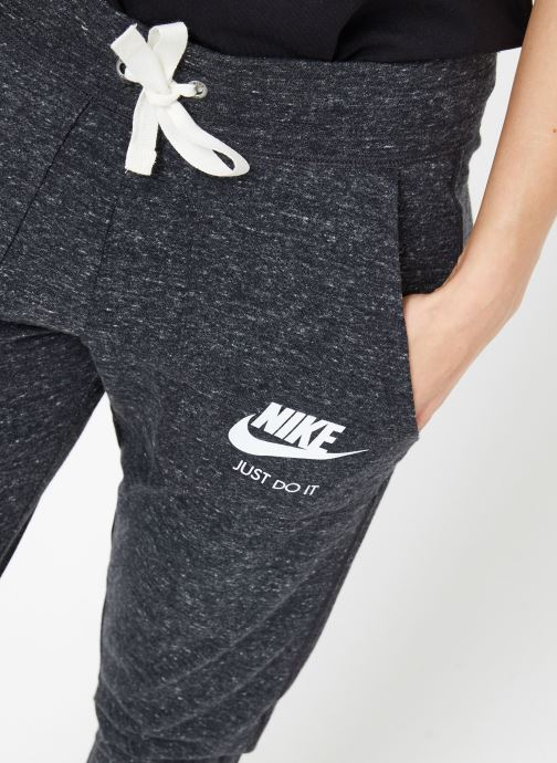 Kleding Nike W Nike Sportwear Gym Vintage Pant Grijs voorkant