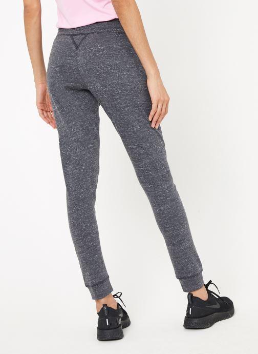 Vêtements Nike W Nike Sportwear Gym Vintage Pant Gris vue portées chaussures
