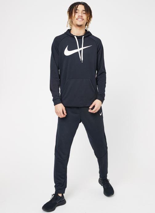 Vêtements Nike M Nike Dry Hoodie Po Swoosh Noir vue bas / vue portée sac