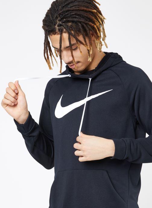 Vêtements Nike M Nike Dry Hoodie Po Swoosh Noir vue détail/paire