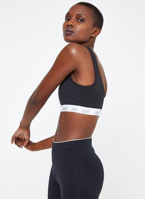 Tøj Nike Nike Classic Soft Bra Sort Se fra højre