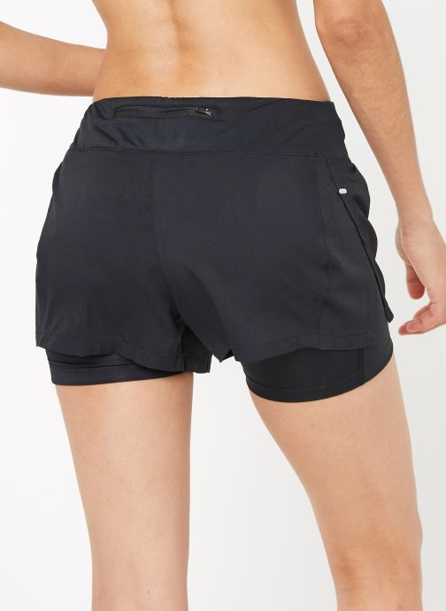 Kleding Nike W Nike Eclipse 2In1 Short Zwart model