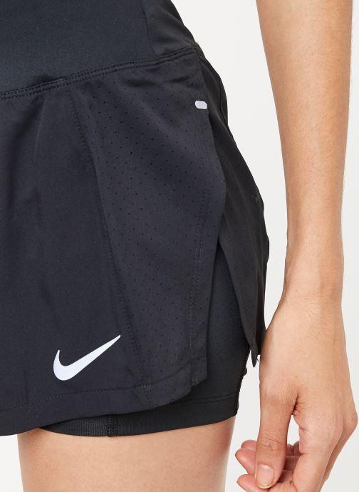 Kleding Nike W Nike Eclipse 2In1 Short Zwart voorkant