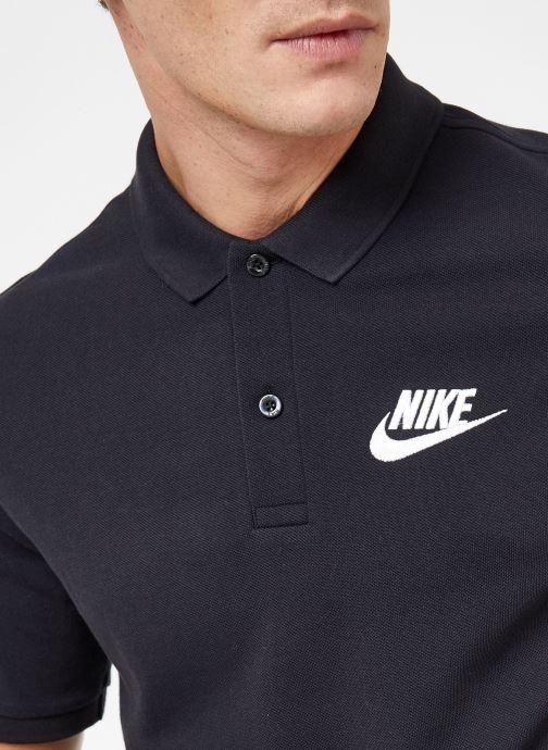 Kläder Nike M Nike Sportwear Ce Polo Matchup Pq Svart bild från framsidan