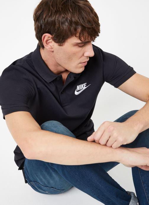 Kläder Nike M Nike Sportwear Ce Polo Matchup Pq Svart detaljerad bild på paret