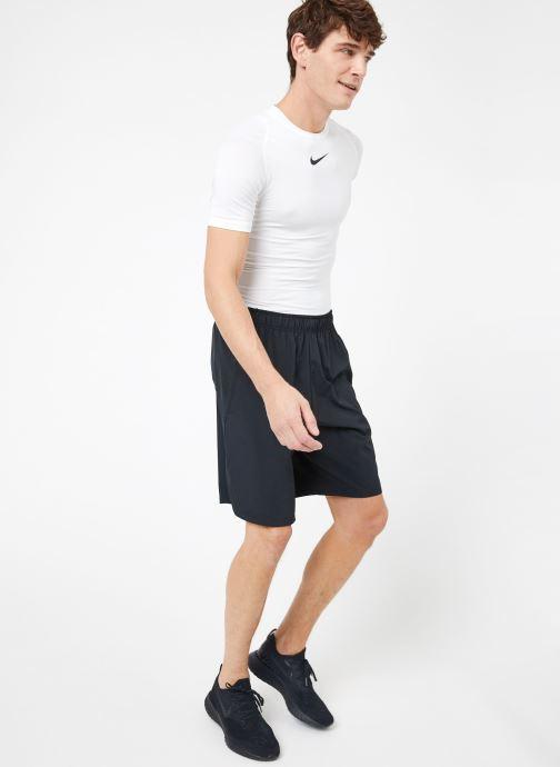 Vêtements Nike M Nike Flx Short Woven 2.0 Noir vue bas / vue portée sac