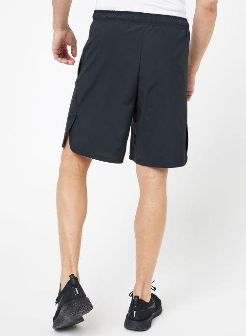 Vêtements Nike M Nike Flx Short Woven 2.0 Noir vue portées chaussures
