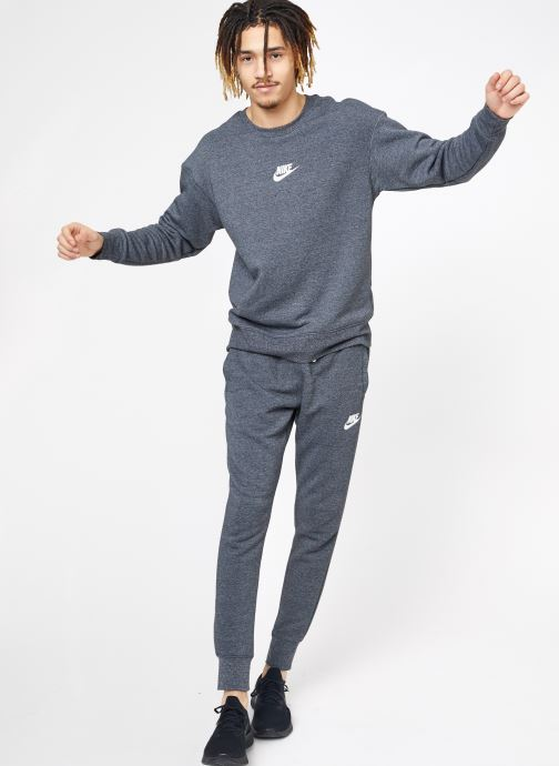Tøj Nike M Nike Sportwear Heritage Crw Sort se forneden