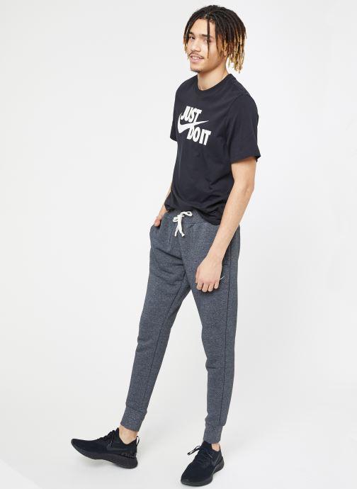 Kleding Nike M Nike Sportwear Heritage Joggers Zwart onder