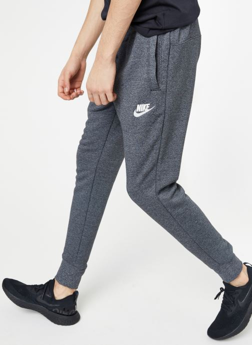 Kleding Nike M Nike Sportwear Heritage Joggers Zwart detail