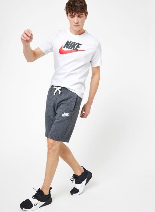 Vêtements Nike M Nike Sportwear Heritage Short Gris vue bas / vue portée sac