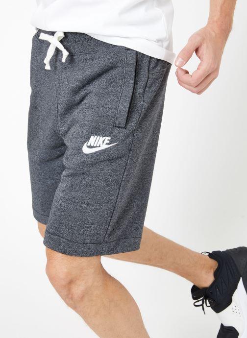 Vêtements Nike M Nike Sportwear Heritage Short Gris vue détail/paire