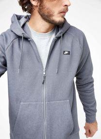 M Nike Sportwear Optic Hoodie Full Zip