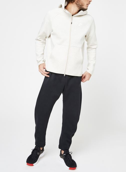 Tøj Nike M Nike Sportwear Tech Fleece Hoodie Full Zip Grå se forneden
