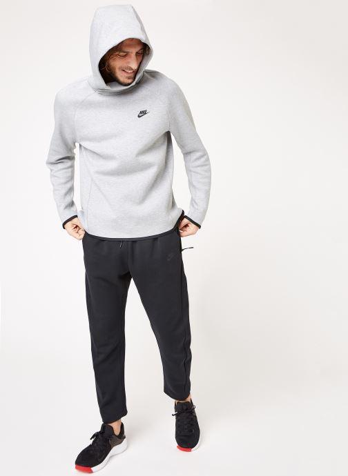 Kleding Nike M Nike Sportwear Tech Fleece Hoodie Po Grijs onder