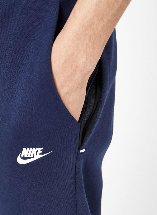 Kleding Nike M Nike Sportwear Tech Fleece Pant Oh Blauw voorkant
