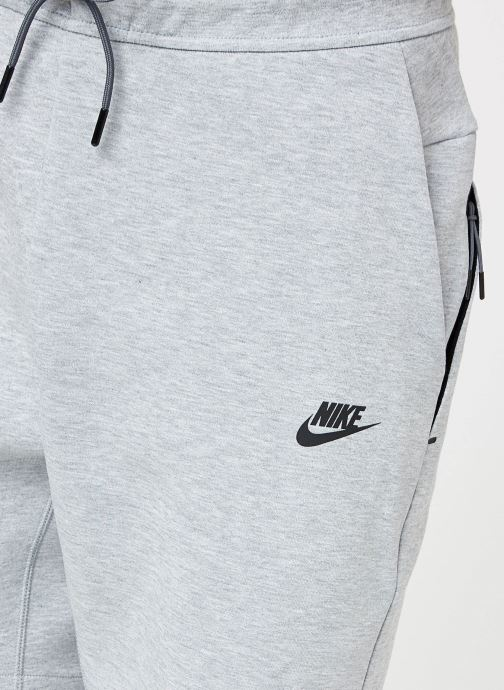 Vêtements Nike M Nike Sportwear Tech Fleece Short Gris vue face