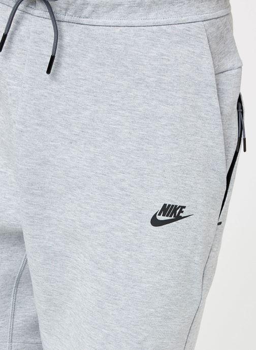 Kleding Nike M Nike Sportwear Tech Fleece Short Grijs voorkant