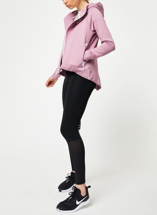 Kleding Nike W Nike Sportwear Tech Fleece Cape Full Zip Paars onder