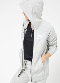 Kläder Tillbehör W Nike Sportwear Rally Hoodie Full Zip