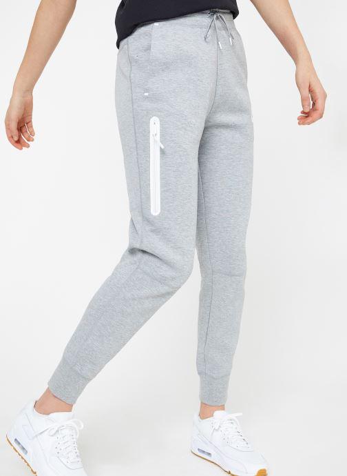 Kleding Nike W Nike Sportwear Tech Fleece Pant Grijs detail