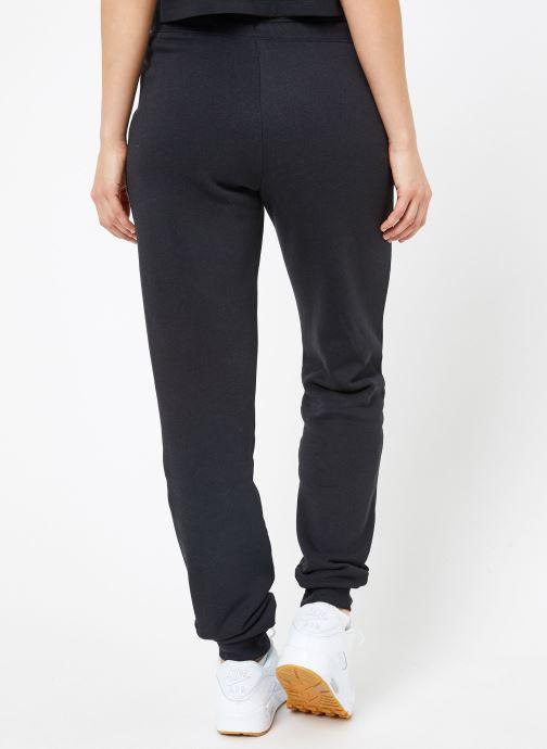 Vêtements Nike W Nike Sportwear Rally Pant Tight Noir vue portées chaussures