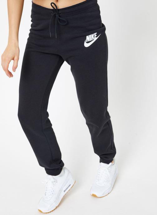 Vêtements Nike W Nike Sportwear Rally Pant Tight Noir vue détail/paire