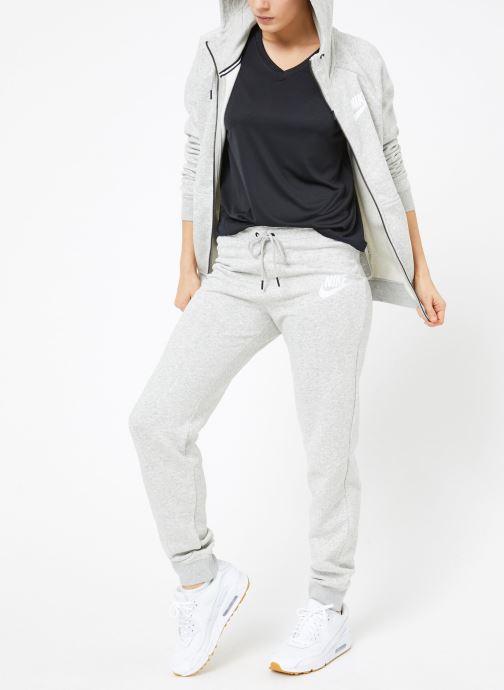 Vêtements Nike W Nike Sportwear Rally Pant Tight Gris vue bas / vue portée sac