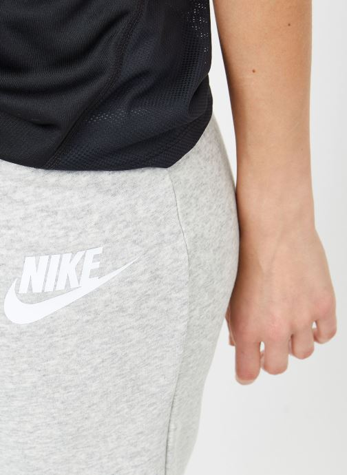 Vêtements Nike W Nike Sportwear Rally Pant Tight Gris vue face