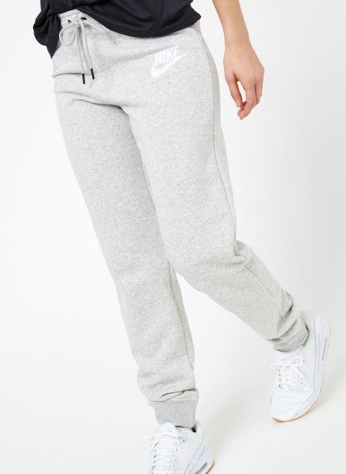 Vêtements Nike W Nike Sportwear Rally Pant Tight Gris vue détail/paire