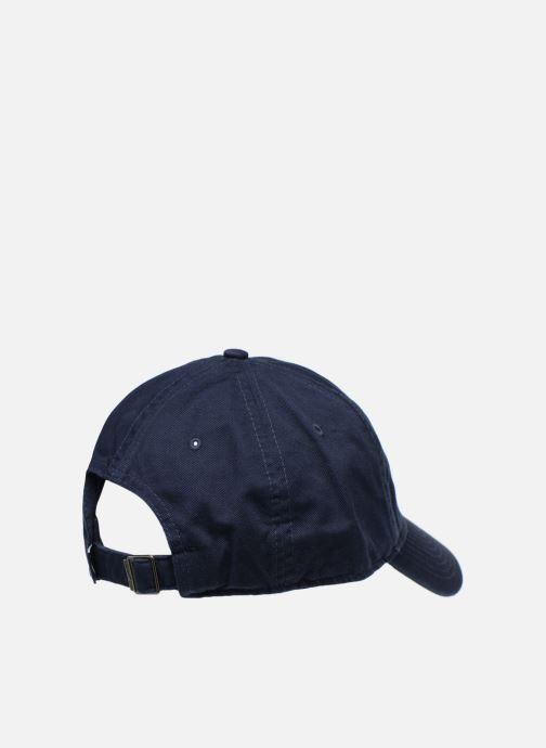 Kappe Nike U Nike Heritage 86 Cap Essential Swoosh blau schuhe getragen