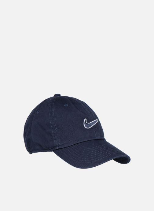 Casquettes Nike U Nike Heritage 86 Cap Essential Swoosh Bleu vue face