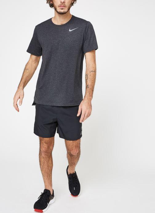 Kleding Nike M Nike Chllgr Short 5In Bf Zwart onder