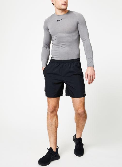 Kleding Nike M Nike Chllgr Short 7In Bf Zwart onder