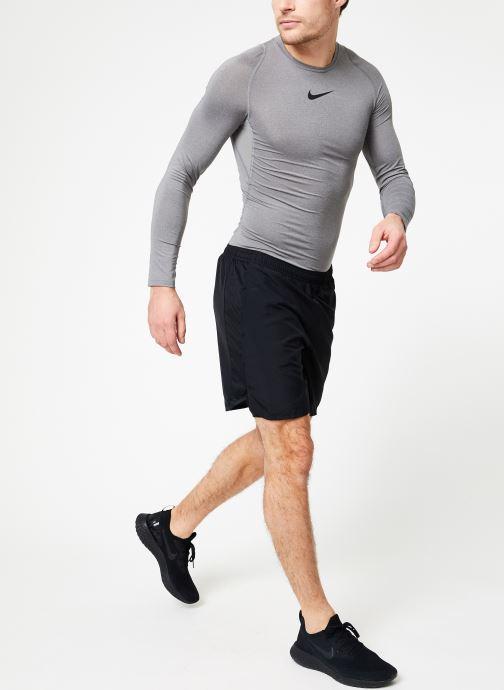 Vêtements Nike M Nike Chllgr Short 7In 2In1 Noir vue bas / vue portée sac