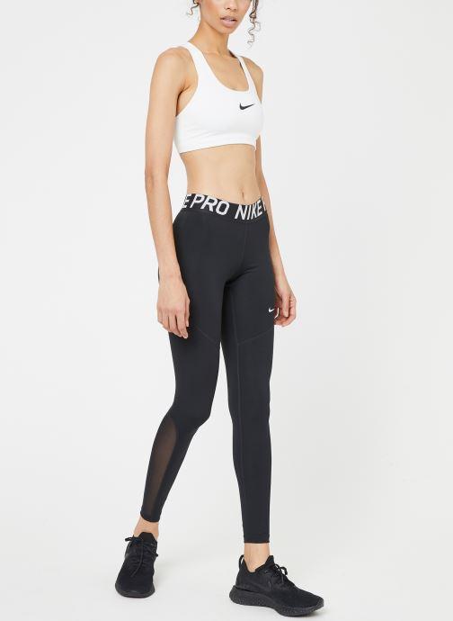 Vêtements Nike W  Nike Pro Tight Noir vue bas / vue portée sac