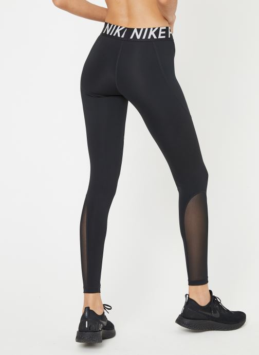 Vêtements Nike W  Nike Pro Tight Noir vue portées chaussures