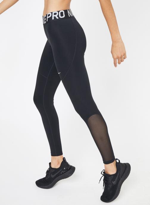 Vêtements Nike W  Nike Pro Tight Noir vue détail/paire