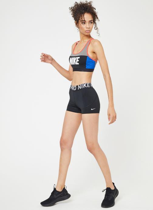 Vêtements Nike W  Nike Pro Short 3In Noir vue bas / vue portée sac
