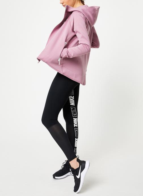 Vêtements Nike W  Nike Pro Sport District Training Tights Noir vue bas / vue portée sac