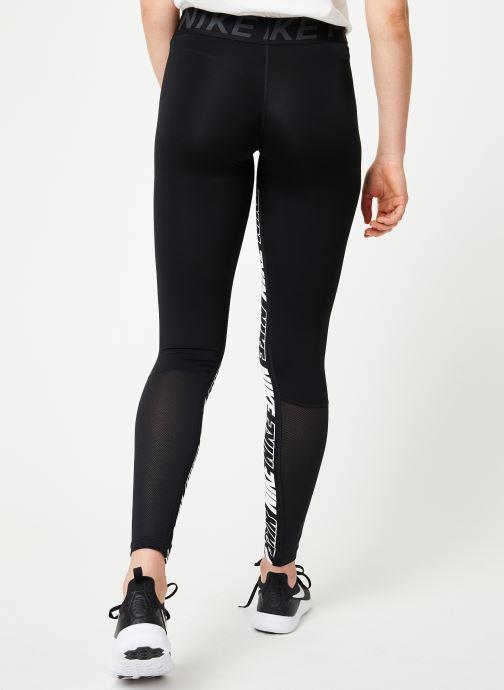 Vêtements Nike W  Nike Pro Sport District Training Tights Noir vue portées chaussures