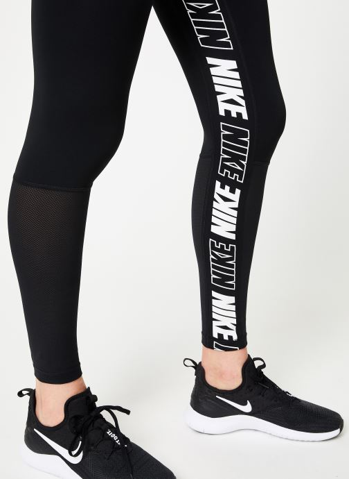 Kleding Nike W  Nike Pro Sport District Training Tights Zwart voorkant
