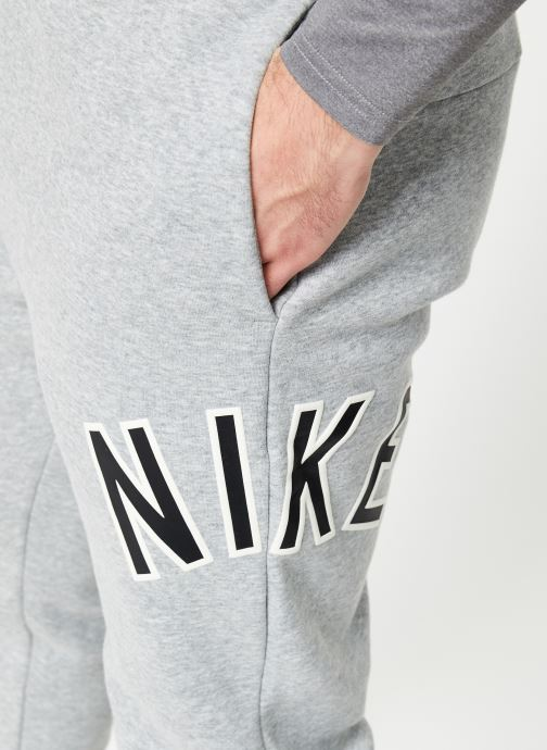 Vêtements Nike M Nike Sportwear Nike Air Pant Flc Gris vue face