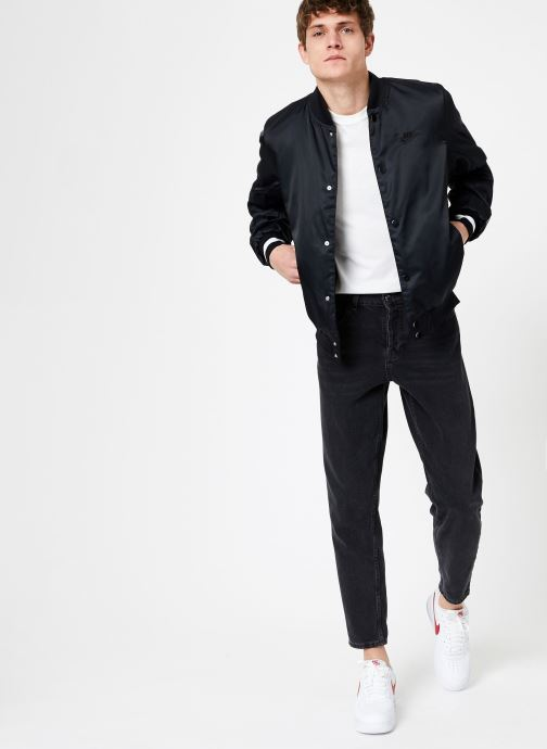 Kleding Nike M Nike Sportwear Nike Air Wvn Zwart onder