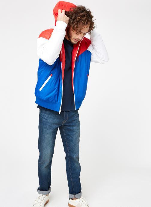 Tøj Nike M Nike Sportwear He Wr Jacket Hd Insltd Blå se forneden