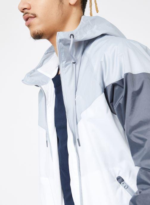 Vêtements Nike M Nike Sportwear He Wr Jacket Hd Blanc vue détail/paire