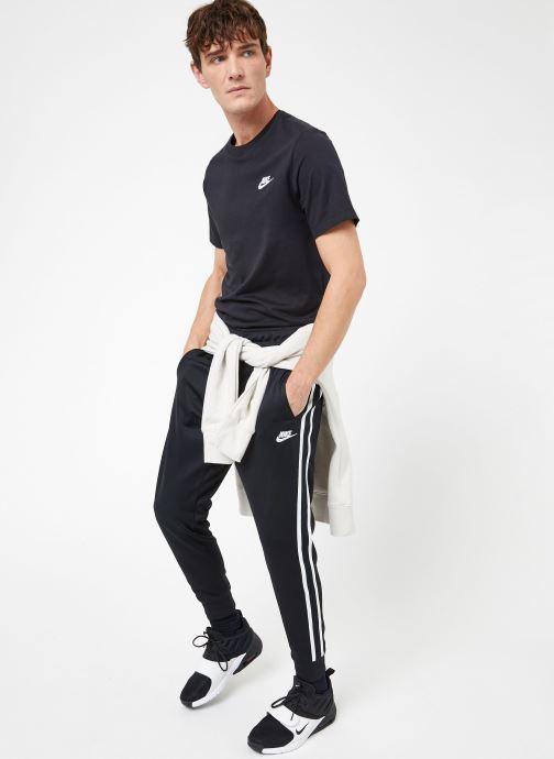Tøj Nike M Nike Sportwear He Joggers Tribute Sort se forneden