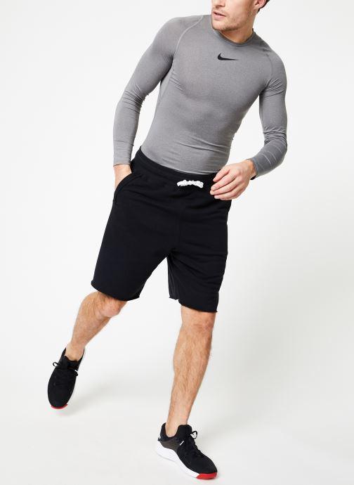 Vêtements Nike M Nike Sportwear He Short Ft Alumni Noir vue bas / vue portée sac