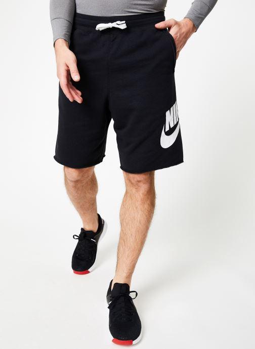Vêtements Nike M Nike Sportwear He Short Ft Alumni Noir vue détail/paire