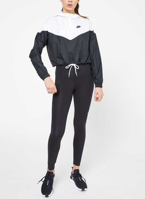 Vêtements Nike W Nike Sportwear Hrtg Jacket Wndbrkr Noir vue bas / vue portée sac